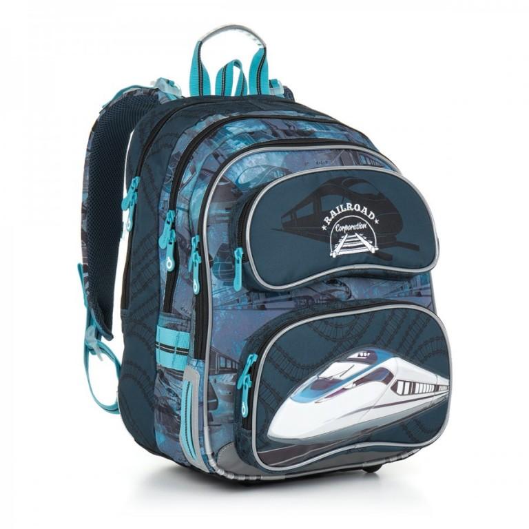 Školní batoh Topgal CHI 865 D